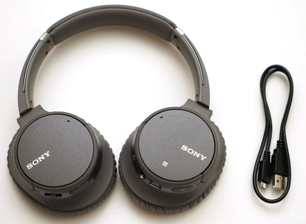 Conception Sony WH-CH700N