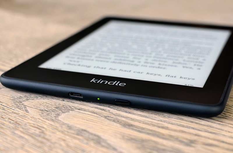 Дизайн Amazon Kindle Paperwhite (2018)