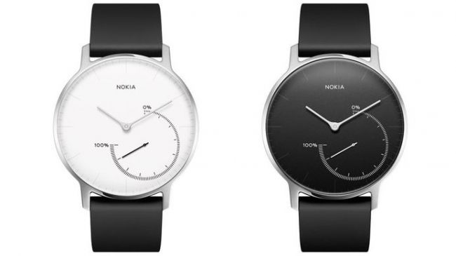 Montre connectée Withings Steel